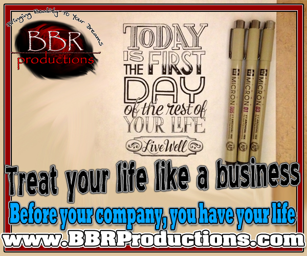 291 Treat your life like a business 02